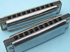 blue-harmonicas